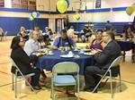 Senior Breakfast, Alumni, Admin., BOE