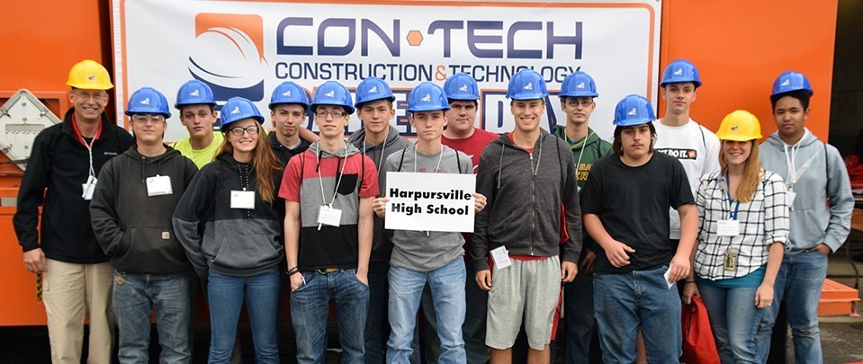 Construction Technology Career Day offers hands-on look at future pathways