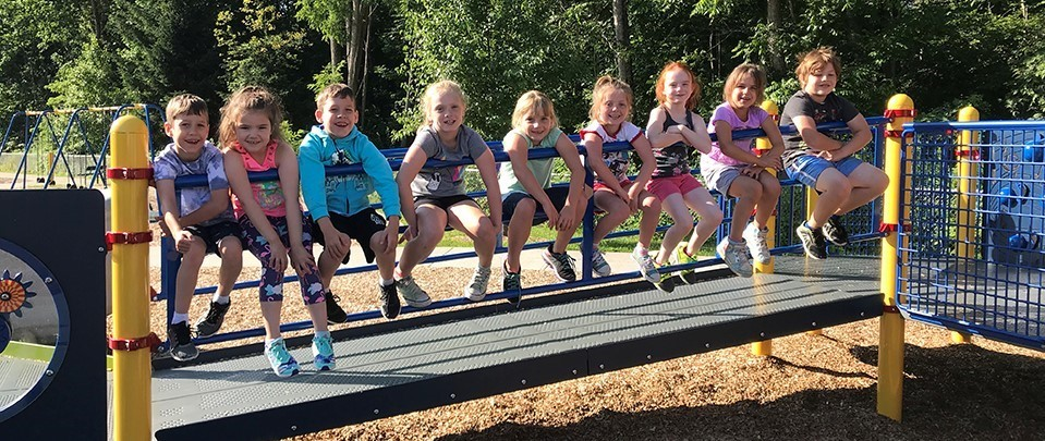 Summer program – learning at a leisurely pace while having fun