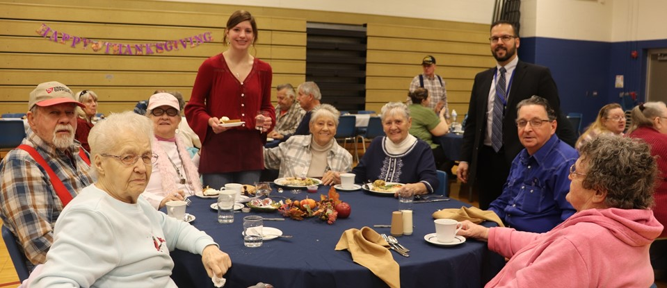 Holiday Luncheon Gratitude November 21, 2019