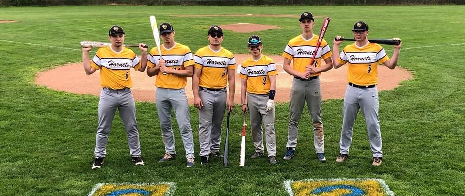 Varsity Baseball Senior Night - May 2019