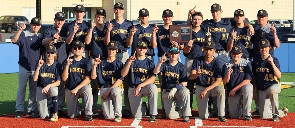 Varsity Boys Baseball May 2019 MAC Champions!