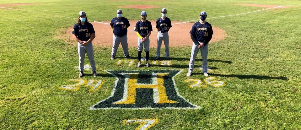 Baseball - Seniors - 2021